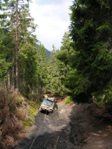Zdjęcia: Rumunia, Rumunia  Trek 2007, RUMUNIA