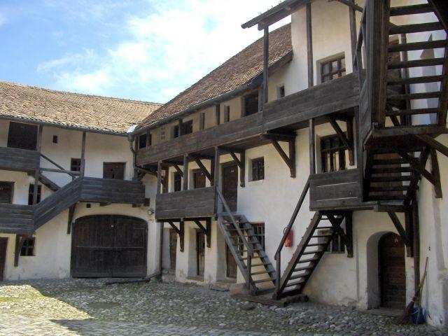 Zdjęcia: Prejmer, Kościół Forteca , RUMUNIA