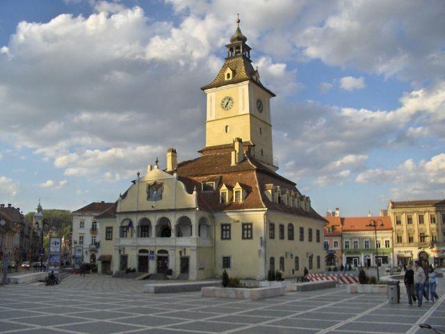 Zdjęcia: Brasov, Ratusz, RUMUNIA