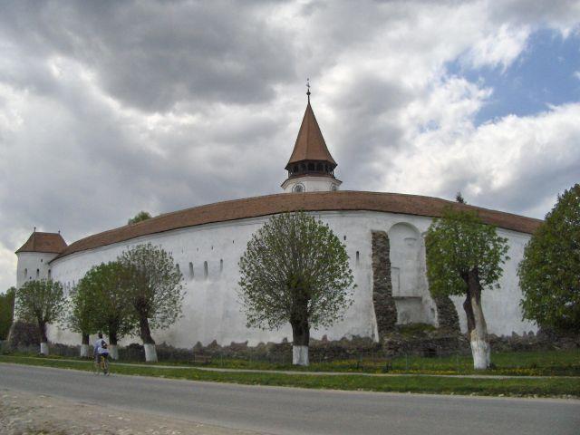 Zdjęcia: Prejmer, Kościół Forteca, RUMUNIA