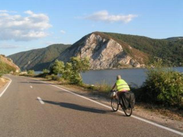 Zdjęcia: Moldova Neu, Przełom Dunaju, Piękna trasa wzdłuż Dunaju, RUMUNIA