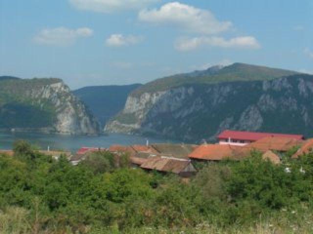 Zdjęcia: Berzasca, Przełom Dunaju, Cazanele Mici, RUMUNIA