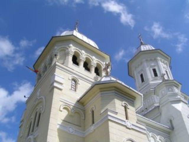 Zdj�cia: Turda, Transylwania, Ko�ci�, RUMUNIA