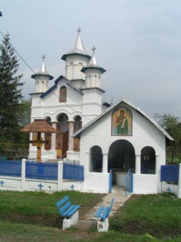 Zdjęcia: Craiova, Munteania, Kościółek, RUMUNIA