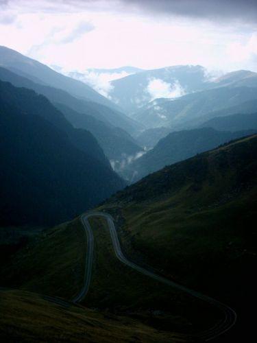 Zdjęcia: 1650 m.n.p.m, Góry Fogaraskie, Szosa Transfogaraska, RUMUNIA