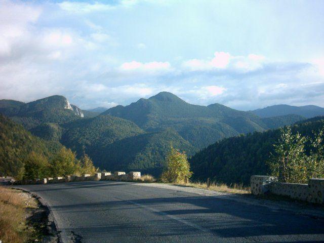 Zdjęcia: Góry Bucegi, Karpaty Południowe, Bucegi w zachodzącym słońcu, RUMUNIA