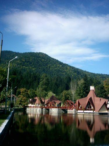 Zdjęcia: Góry Harghita, Karpaty Wschodnie, Jeziorko, RUMUNIA
