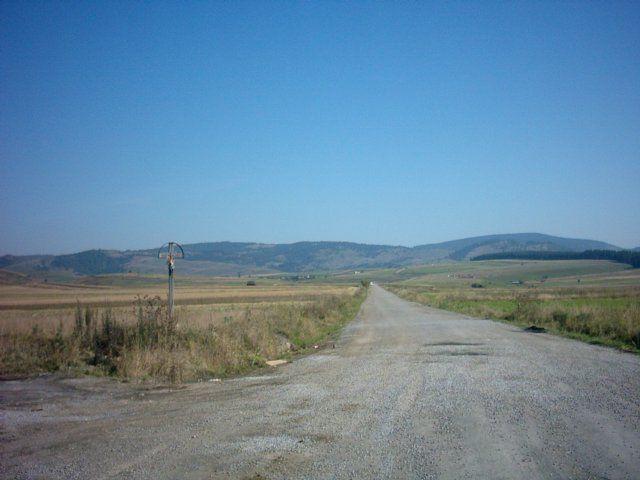 Zdjęcia: Góry Harghita, Karpaty Wschodnie, Cudowne przestrzenie, RUMUNIA