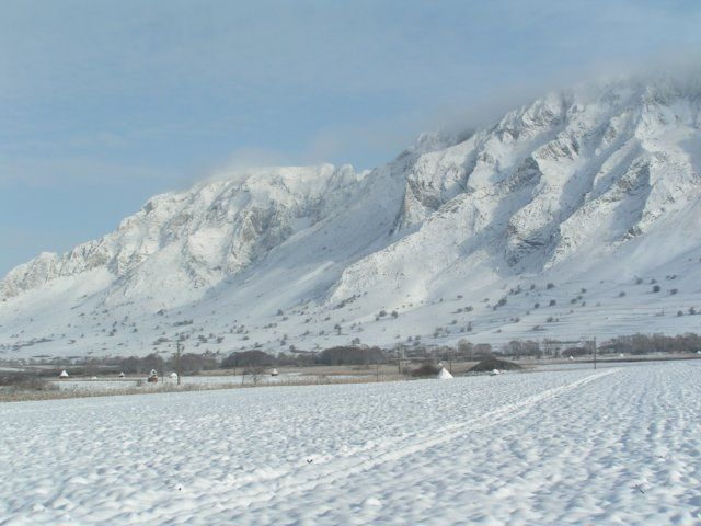 Zdjęcia: Rimetea - Góry Trascau, Góry Apuseni, Góry, RUMUNIA