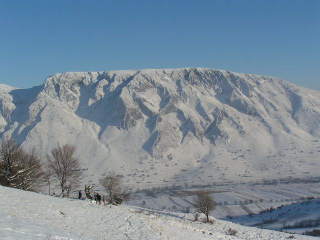 Zdjęcia: Rimetea - Góry Trascau, Góry Apuseni, Góry 2, RUMUNIA