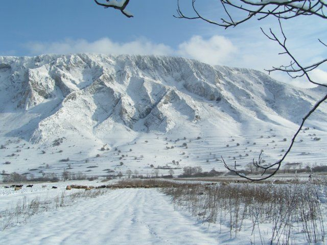Zdjęcia: Rimetea - Góry Trascau, Góry Apuseni, Góry 5, RUMUNIA