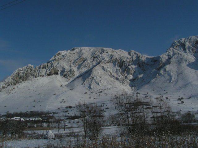 Zdjęcia: Rimetea - Góry Trascau, Góry Apuseni, Góry 6, RUMUNIA