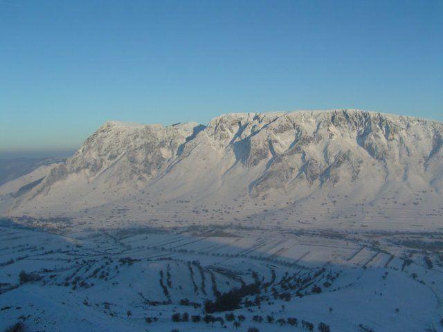Zdjęcia: Rimetea - Góry Trascau, Góry Apuseni, Góry 7, RUMUNIA