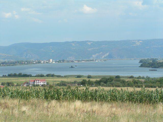 Zdjęcia: Moldova Neu, Munteania, Nad pięknym Dunajem, RUMUNIA