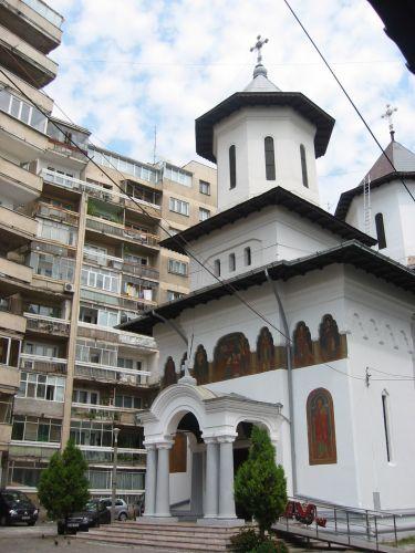 Zdjęcia: Bukareszt, zamiast placu zabaw.., RUMUNIA