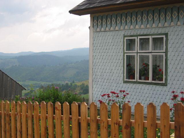 Zdjęcia: Polska wioska..., gdzieś na Bukowinie.., RUMUNIA