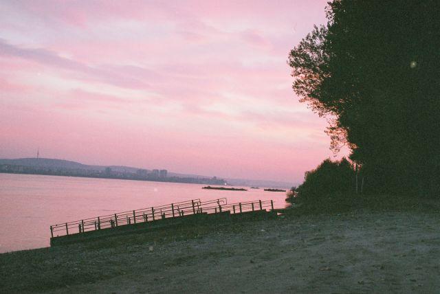 Zdjęcia: Południowo wschodnia rumunia, Poludniowo wschodnia rumunia, Zachód nad dunajem, RUMUNIA