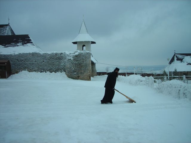 Zdjęcia: klasztor, moldova, hadambu, RUMUNIA