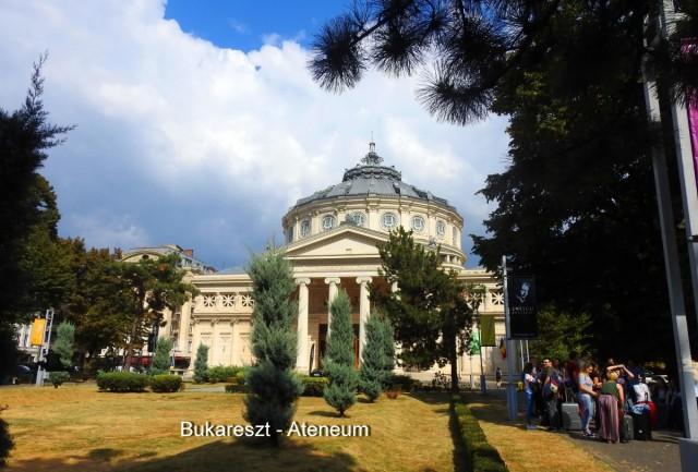 Zdjęcia: Bukareszt, Bukareszt, Ateneum, RUMUNIA