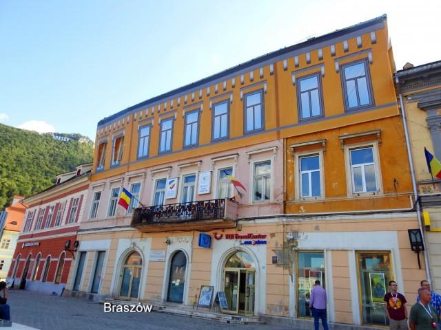 Zdjęcia: Braszov, Siedmiogród, Rynek, RUMUNIA