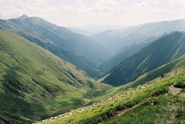 Zdjęcia: Fagaras, Fagaras, w górach..., RUMUNIA