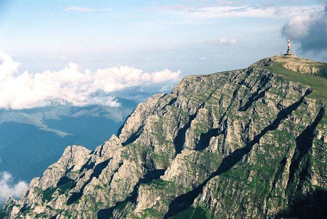 Zdjęcia: w drodze na Omu, Bucegi, W górach..., RUMUNIA