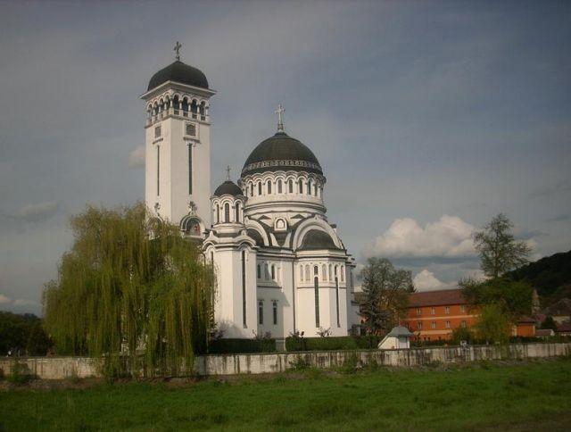 Zdjęcia: Sighisoara, Transylwania, Cerkiew prawosławna Illiare Chendi, RUMUNIA