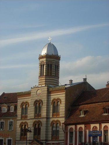 Zdj�cia: Brasz�w, Transylwania, Ko�ci� w Braszowie, RUMUNIA