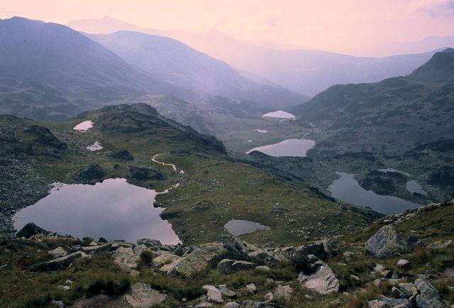 Zdjęcia: Retezat, Transylwania, Karpaty Południowe, Oczy gór, RUMUNIA