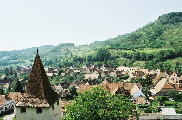 Zdjęcia: Biertan, Siedmiogród, saski Siedmiogród, RUMUNIA