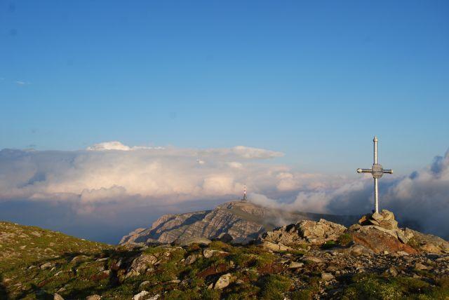 Zdjęcia: Góry BUCEGI, Transylwania, Krzyż, RUMUNIA
