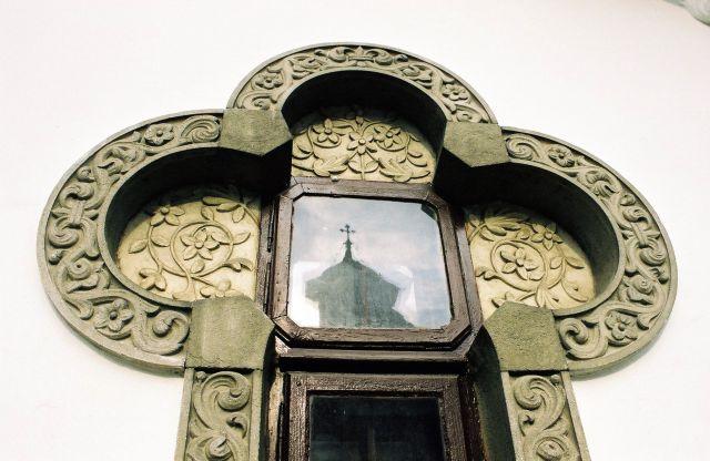 Zdjęcia: monastyr w Sinaia, Muntenia, Poranek przy dźwięku dzwonów i kołatek, RUMUNIA