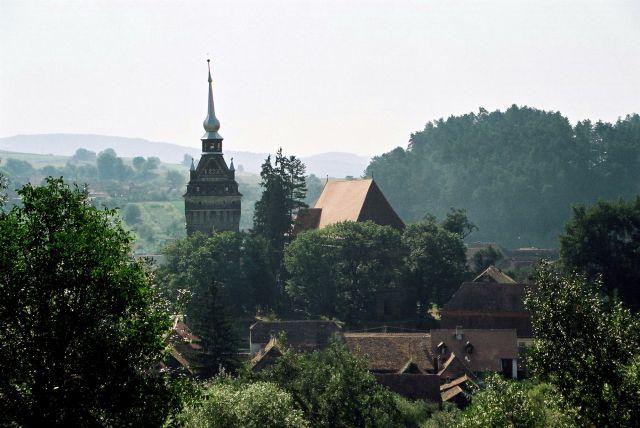 Zdjęcia: Saschiz / Keisd / Szászkézd, Siedmiogród, saskie ślady w Siedmiogrodzie 2, RUMUNIA
