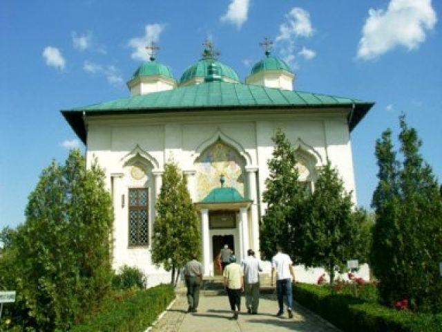Zdjęcia: Cernica, okolice Bukaresztu, Cerwie klasztorne Cernica, RUMUNIA