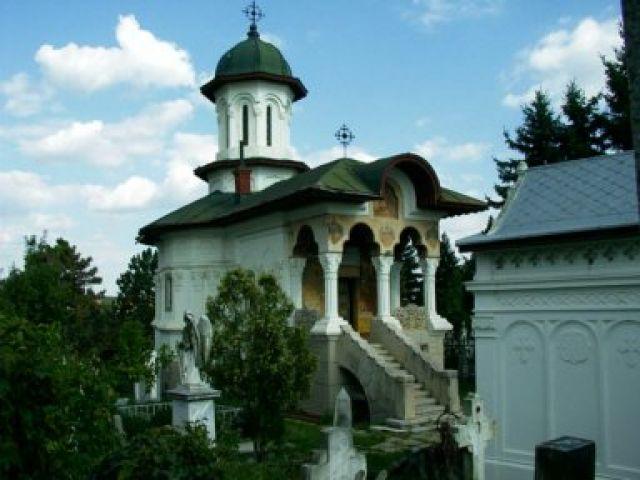 Zdj�cia: Cernica, okolice Bukaresztu, Cerkwie klasztorne Cernica, RUMUNIA