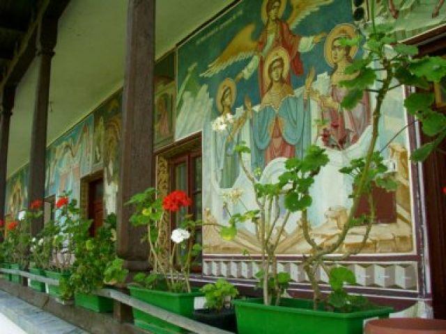 Zdjęcia: Cernica, okolice Bukaresztu, Cerkwie klaszorne Cernica, RUMUNIA