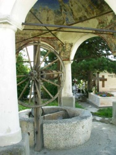 Zdj�cia: Cernica, okolice Bukaresztu, Cmentarz Cernica, RUMUNIA