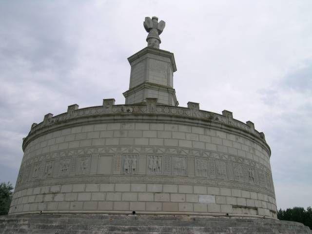 Zdj�cia: Adamclisi, Tropeum Traiani, RUMUNIA