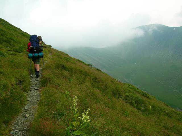 Zdjęcia: przełęcz Suru, Góry Fogarskie, Na szlaku 1, RUMUNIA
