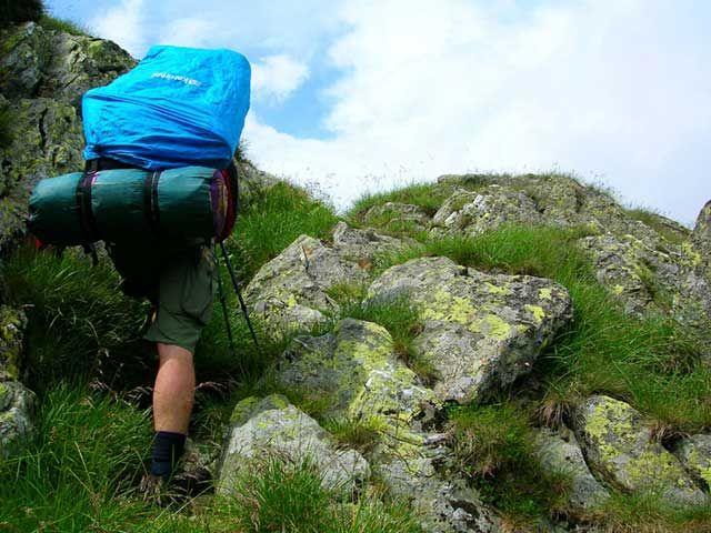Zdjęcia: okolice przełęczy Gribova, Góry Fogarskie, Na szlaku 3, RUMUNIA