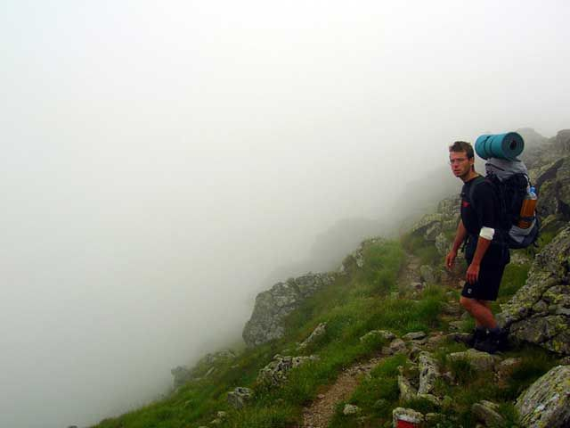 Zdj�cia: Scara, G�ry Fogarskie, Na szlaku 5, RUMUNIA