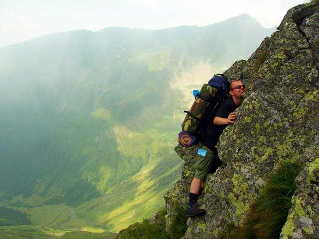 Zdjęcia: Scara, Góry Fogarskie, Na szlaku 7, RUMUNIA