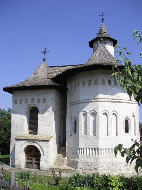 Zdjęcia: Suczawa, Bukowina, Biały Kościół, RUMUNIA
