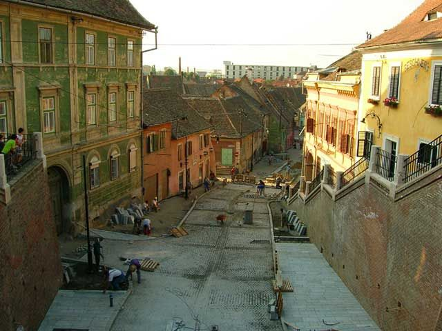 Zdjęcia: Sybin, Transylwania, Sybin - Kulturalna Stolica Europy 2007, RUMUNIA