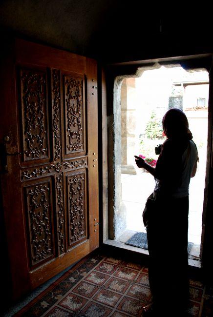 Zdjęcia: Monastyr Rasca, konkurs ''drzwi świata'' -monastyr rasca, RUMUNIA