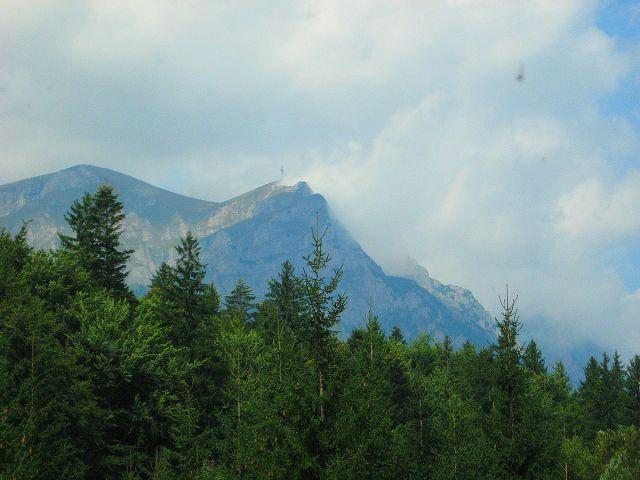 Zdjęcia: Transylwania, Transylwania, góry Transylwanii, RUMUNIA
