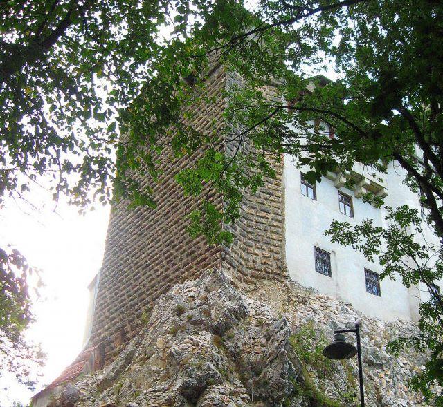 Zdjęcia: Bran, Transylwania, Zamek Bran, RUMUNIA
