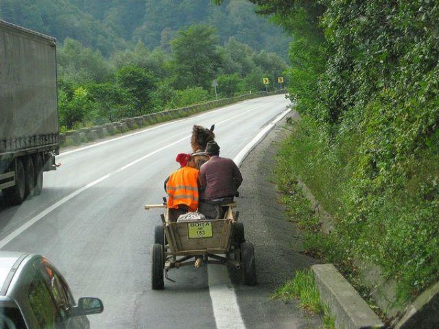 Zdjęcia: w górach Fagaraskich, Transylwania, na drogach Rumunii, RUMUNIA