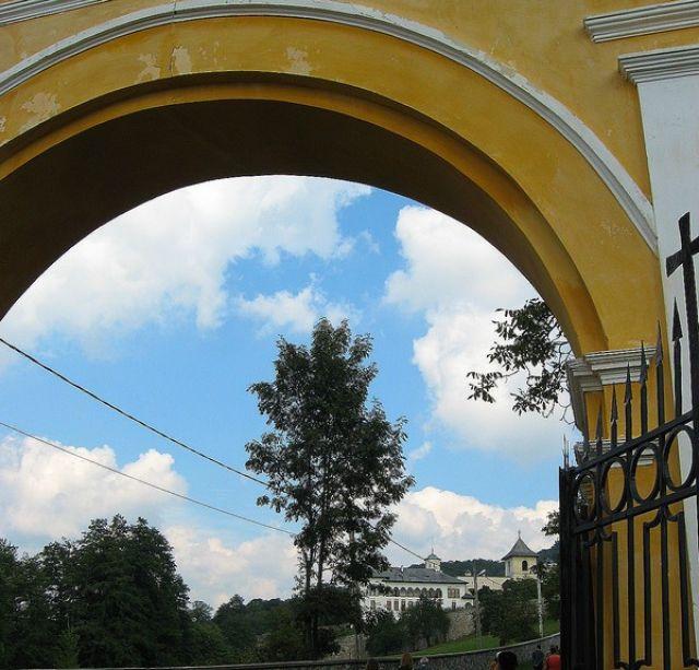 Zdjęcia: Horezu  - Karpaty Południowe, Transylwania, Monastyr Horezu, RUMUNIA
