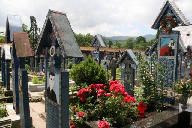 Zdjęcia: sapinta, Bukowina, cimitrul vesel, RUMUNIA